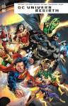 Geoff Johns - DC universe Rebirth